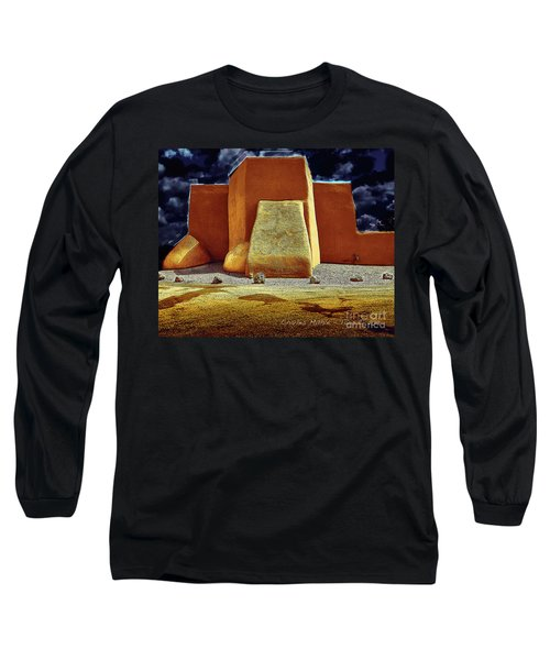 Moonlight In Ranchos Long Sleeve T-Shirt
