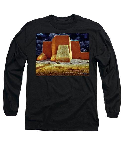 Moonlight In Ranchos Long Sleeve T-Shirt