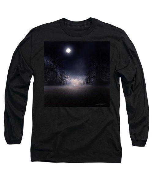 Moonlight Journey Long Sleeve T-Shirt