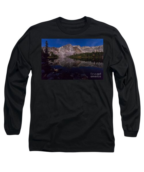 Moonlit Reflections  Long Sleeve T-Shirt