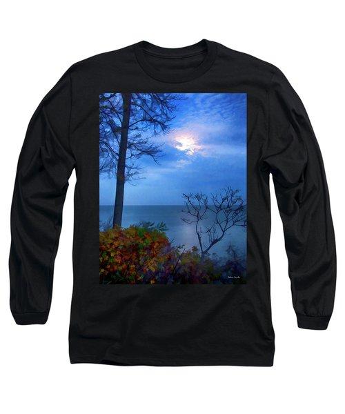 Moonset 1 Long Sleeve T-Shirt