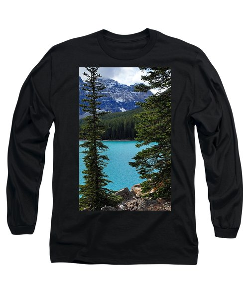 Moraine Lake 3 Long Sleeve T-Shirt