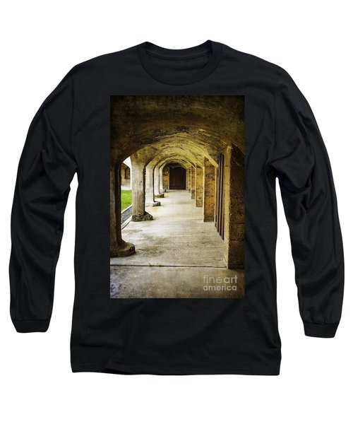 Moravian Pottery And Tile Works Long Sleeve T-Shirt