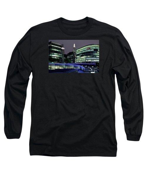 More London Riverside Long Sleeve T-Shirt