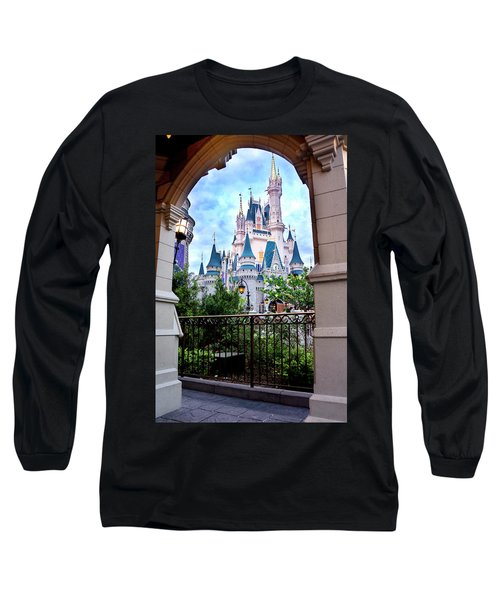 Long Sleeve T-Shirt featuring the photograph More Magic by Greg Fortier