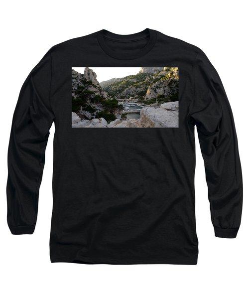 Morgiou Village Long Sleeve T-Shirt