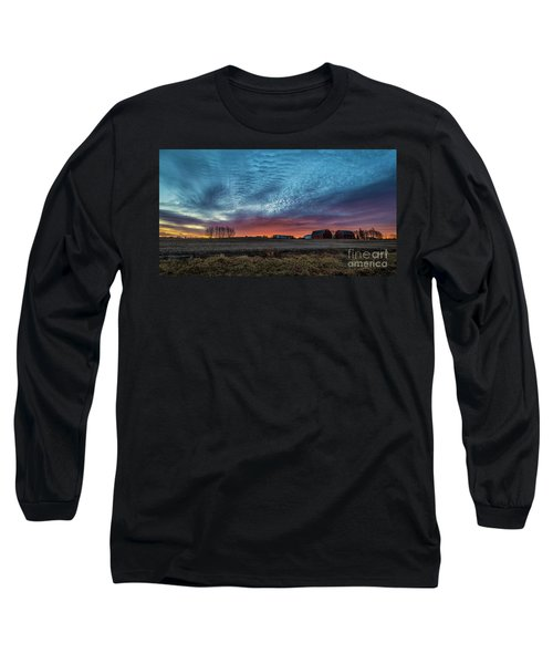 Morning Color Long Sleeve T-Shirt