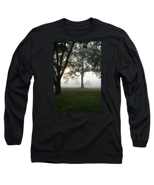 Morning Fog Long Sleeve T-Shirt