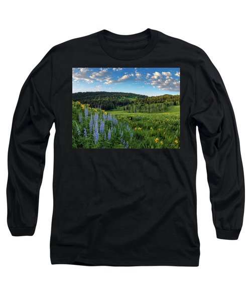 Morning Meadow Long Sleeve T-Shirt