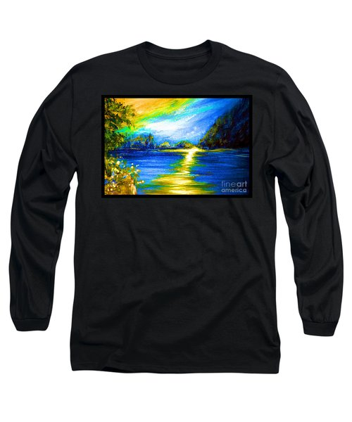 Morning Sunrise 9.6 Long Sleeve T-Shirt