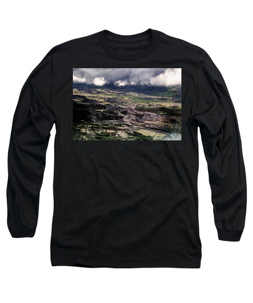 Morning Valley Long Sleeve T-Shirt
