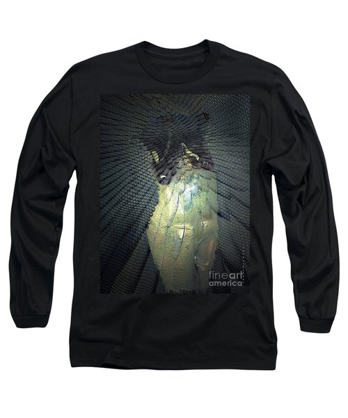 Morphing Long Sleeve T-Shirt by Irma BACKELANT GALLERIES