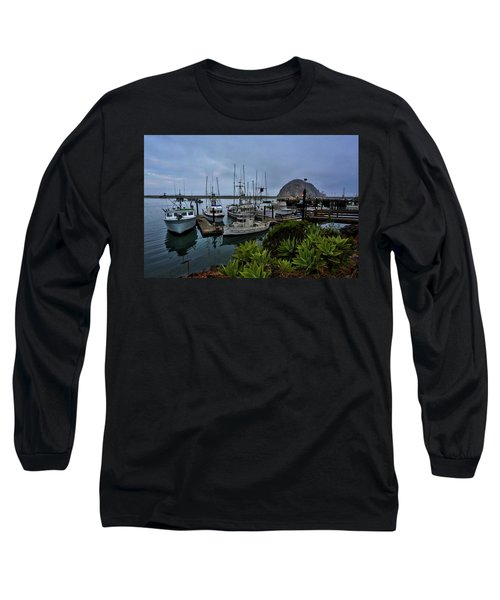 Morro Bay Long Sleeve T-Shirt