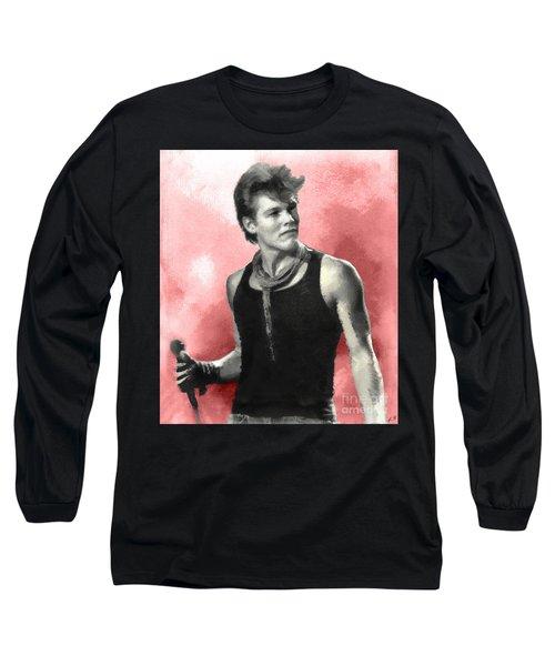 Morten Harket - A-ha Long Sleeve T-Shirt
