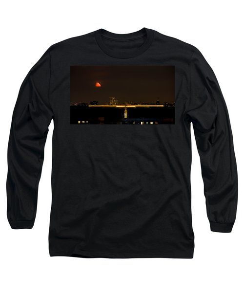 Moscow By Night Long Sleeve T-Shirt