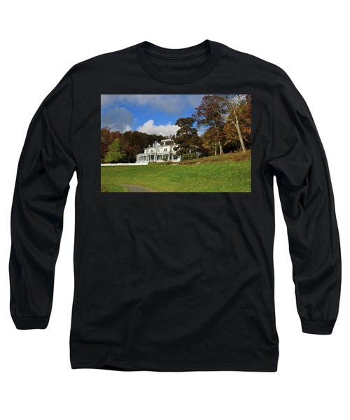 Moses Cone Flat Top Manor Long Sleeve T-Shirt