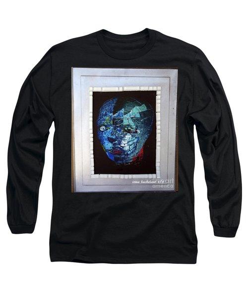 Mosiac Man Long Sleeve T-Shirt
