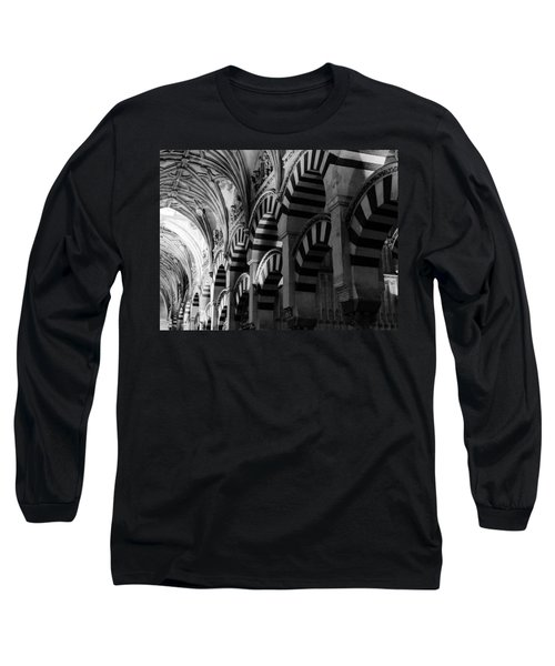 Mosque Cathedral Of Cordoba 6 Long Sleeve T-Shirt