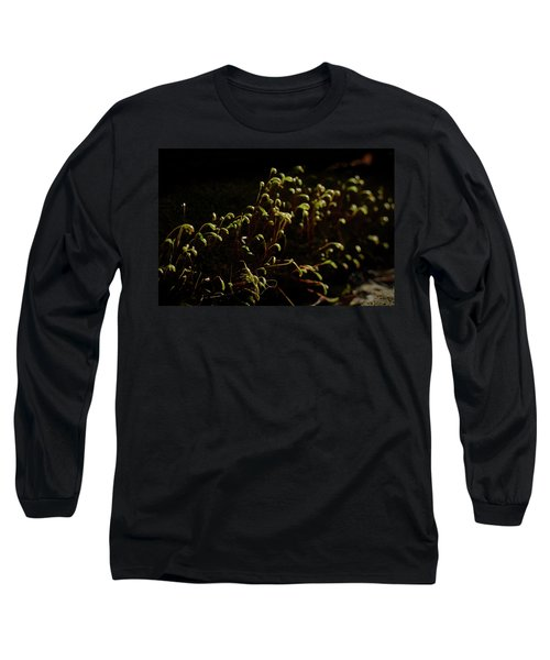 Moss Long Sleeve T-Shirt