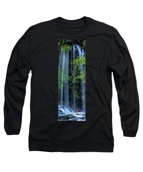 Mossbrae Falls  Long Sleeve T-Shirt