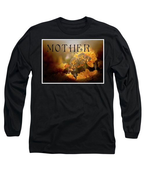 Mother Art Long Sleeve T-Shirt