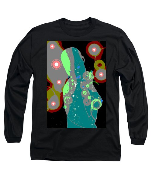 Mother Of Space Long Sleeve T-Shirt