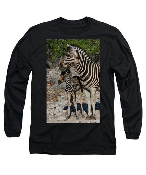 Motherly Love Long Sleeve T-Shirt