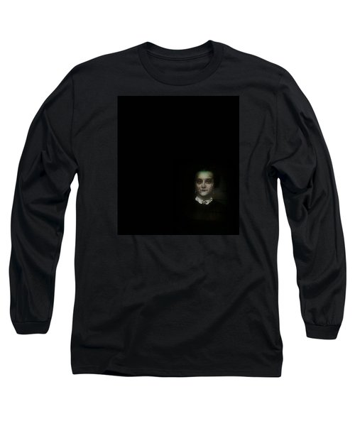 Long Sleeve T-Shirt featuring the digital art Mother's Day by Delight Worthyn