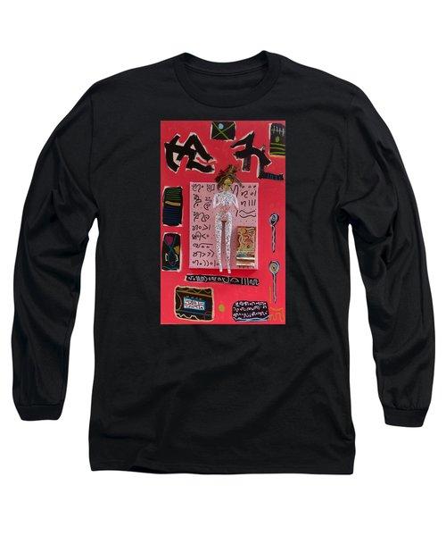 Motherwort Herbal Tincture Long Sleeve T-Shirt