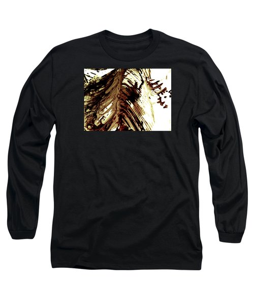Long Sleeve T-Shirt featuring the photograph Motion by Steve Godleski