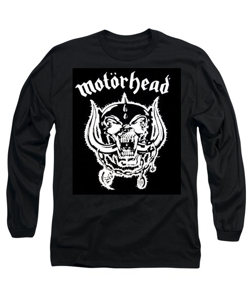Motorhead Long Sleeve T-Shirt