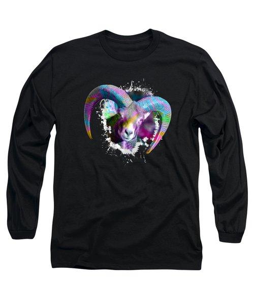 Mouflon Ovis Orientalis Long Sleeve T-Shirt
