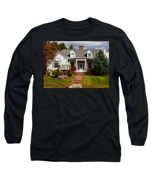 Moultonborough Public Library Long Sleeve T-Shirt