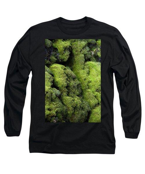 Mounds Of Moss Long Sleeve T-Shirt