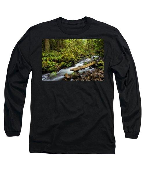 Mount Hood Creek Long Sleeve T-Shirt