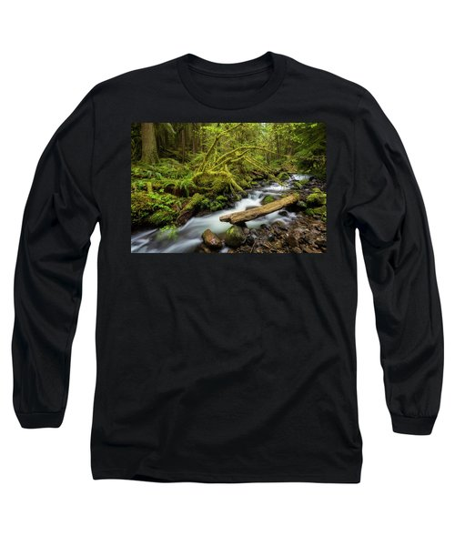 Mount Hood Creek Long Sleeve T-Shirt
