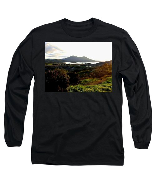 Mount Konocti Long Sleeve T-Shirt