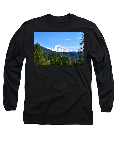 Mount Shasta Long Sleeve T-Shirt
