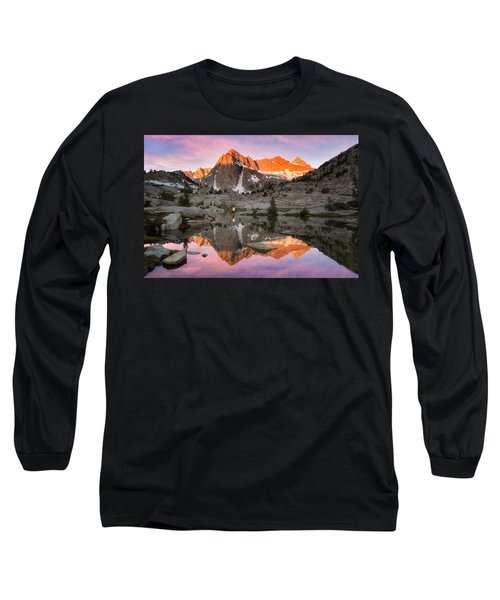 Mountain Air  Long Sleeve T-Shirt by Nicki Frates