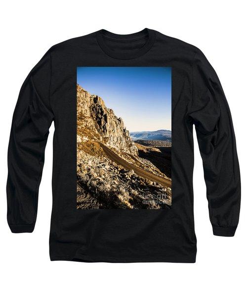 Mountain Drive Long Sleeve T-Shirt