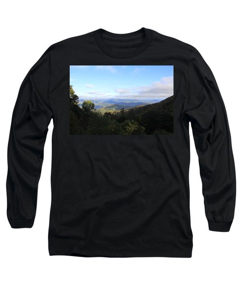 Mountain Landscape 1 Long Sleeve T-Shirt