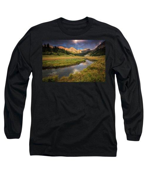 Mountain Light Long Sleeve T-Shirt