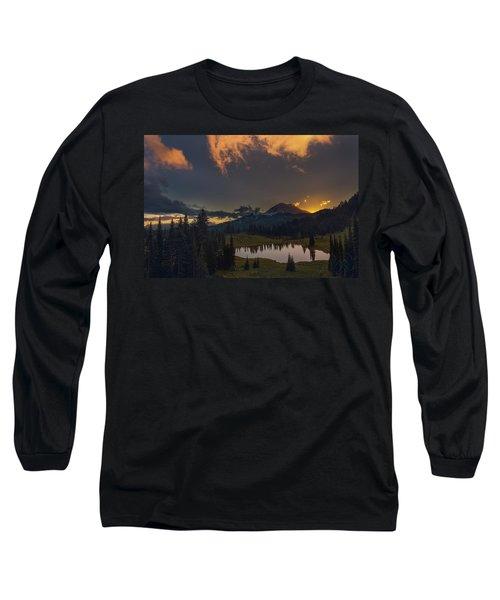 Mountain Show Long Sleeve T-Shirt