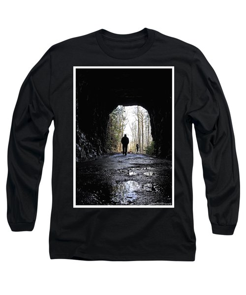 Mountain Tunnel Long Sleeve T-Shirt