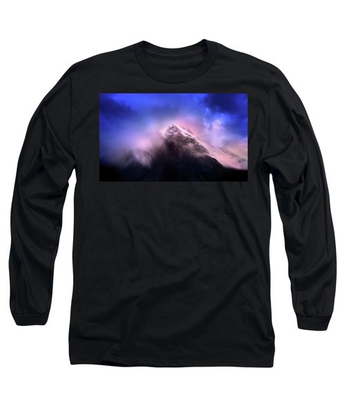 Mountain Twilight Long Sleeve T-Shirt