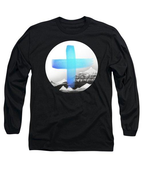Mountains Long Sleeve T-Shirt