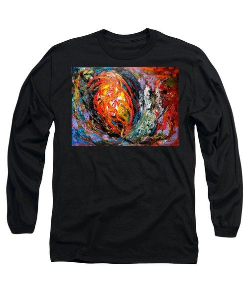 Moving Energy Long Sleeve T-Shirt