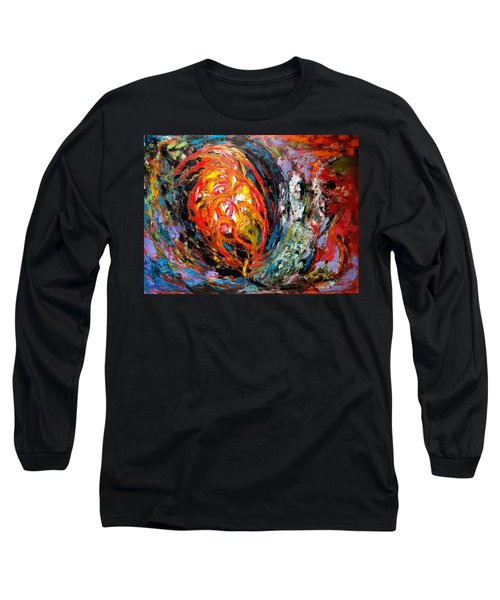 Moving Energy Long Sleeve T-Shirt