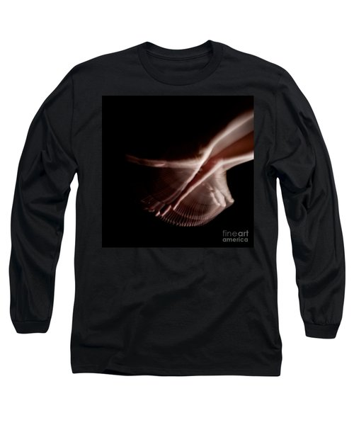 Moving Hands A070453 Long Sleeve T-Shirt