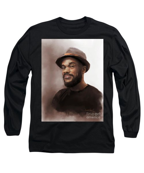 Mr. Brooks Long Sleeve T-Shirt